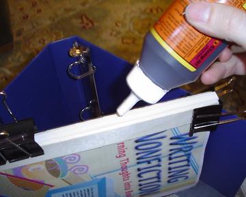 Best glue for diy book binding diy virtual fretboard do it yourself book binding tutorial part 2 diy bookbinding solutioingenieria Images