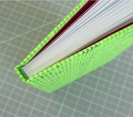 DIY Hardcover Book I Case Bookbinding Tutorial260x230