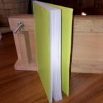 Mollie's First Paperback Book and Binding Jig