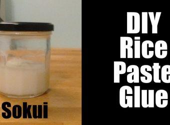 RicePasteGlue